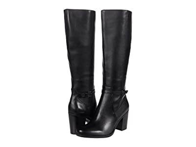 Naturalizer Kalina (Black Leather) Women