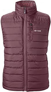 Gerbing Gyde Calor Heated Puffer Vest, Raisin - 7V Battery