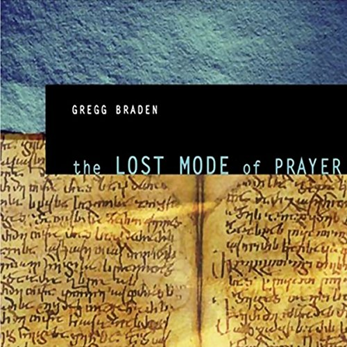 The Lost Mode of Prayer audiobook cover art