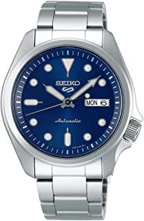 Seiko Sport 5 Facelift Automatic Stainless Steel Watch SRPE53K1