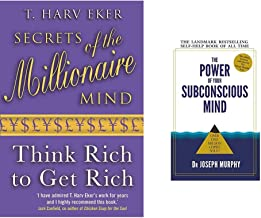 Secrets Of The Millionaire Mind +The Power of Your Subconscious Mind (Set of 2 Books)