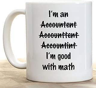 im an accountant mug