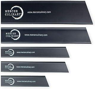 Mercer Cutlery 5-Piece knife guard set, Multiple Sizes, Black