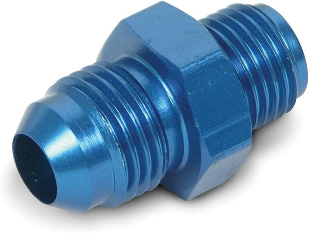 Earl's 991946 Blue Max 77% OFF Ranking TOP1 Anodized Aluminum -6 2