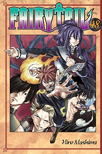 Fairy Tail Vol. 48 (English Edition)
