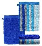 Lashuma - Juego de toallas de mano, manopla de baño, toalla de invitados,...