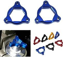 CNC Aluminum Motorcycle 22MM Suspension Fork Preload Adjusters For Honda CBR 929RR / CBR 600RR / CBR 954RR / RC 51 / CBR1000RR / Aprilia RSV Mille/Dorsoduro