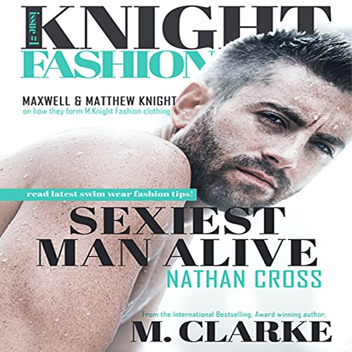 Sexiest Man Alive audiobook cover art