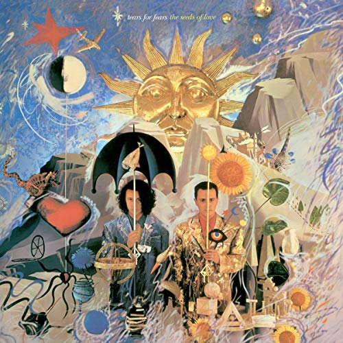 Album Art for The Seeds Of Love by Tears for Fears