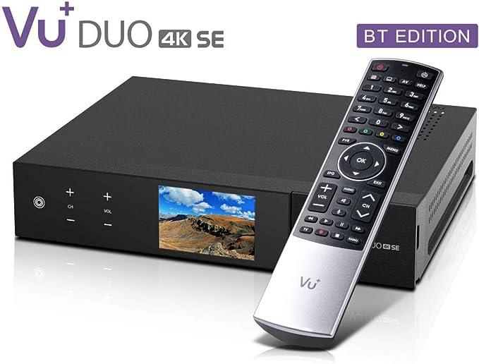 Vu Duo 4k Se Bt 1x Dvb S2x Fbc Twin Tuner Pvr Ready Elektronik
