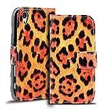 Verco Handyhülle Xperia Z5 Muster, Motiv Hülle Sony Xperia Z5 Book Hülle Flip Cover - Design 5