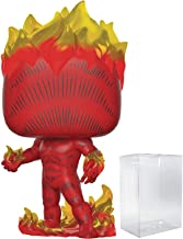 Funko Marvel: First Appearance - Human Torch Pop! Vinyl Figure (Includes Compatible Pop Box Protector Case)
