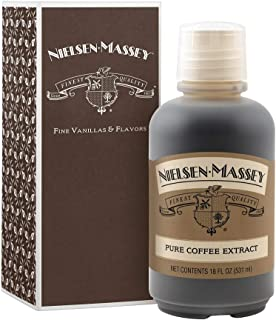 Nielsen-Massey Pure Coffee Extract, with Gift Box, 18 ounces