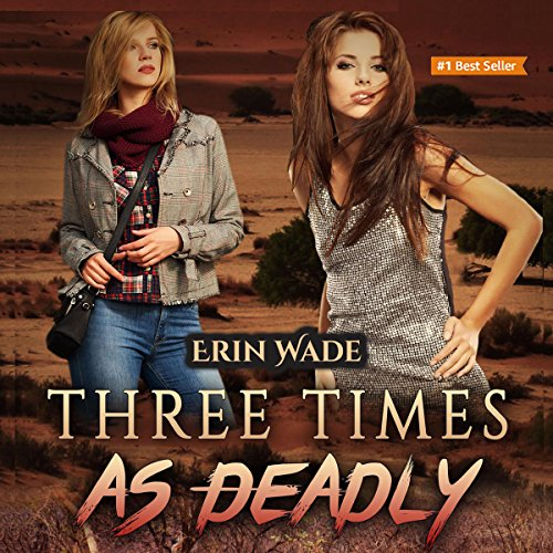 Three Times as Deadly audiobook cover art