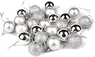 Best large white baubles Reviews