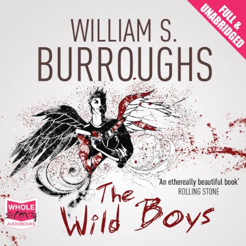 The Wild Boys audiobook cover art