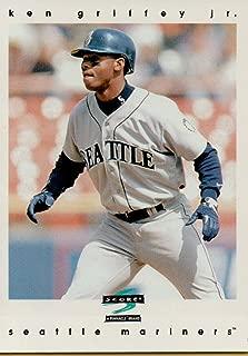 1997 Score #156 Ken Griffey Jr. Mariners