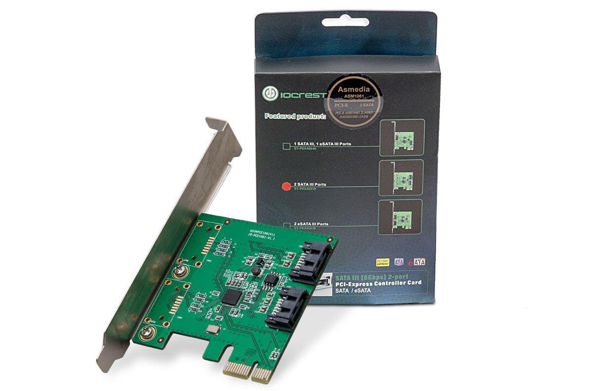 IO Crest 2 port Controller SY PEX40039