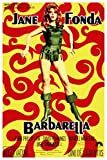 Barbarella Poster Drucken (27,94 x 43,18 cm)