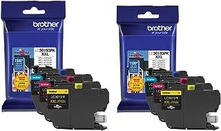 Printer LC30193PK Super High Yield XXL 3 Pack Ink Cartridges- 1 Ea: Cyan/Magenta/Yellow Ink - 2 Pack