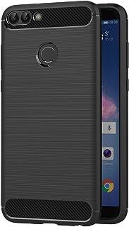 3 in 1 cabina telefonica Ultra Slim Copertura Case cover Proteggi schermo- Blu Proteggi schermo Full Body Protezione JINCHANGWU Custodia per Huawei Nova 3i// P Smart