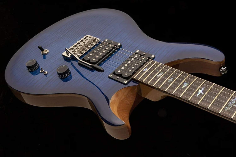 PRS 35th 格安激安 Anniversary SE 早割クーポン Custom Burst 24 Pre-Order Blue Faded
