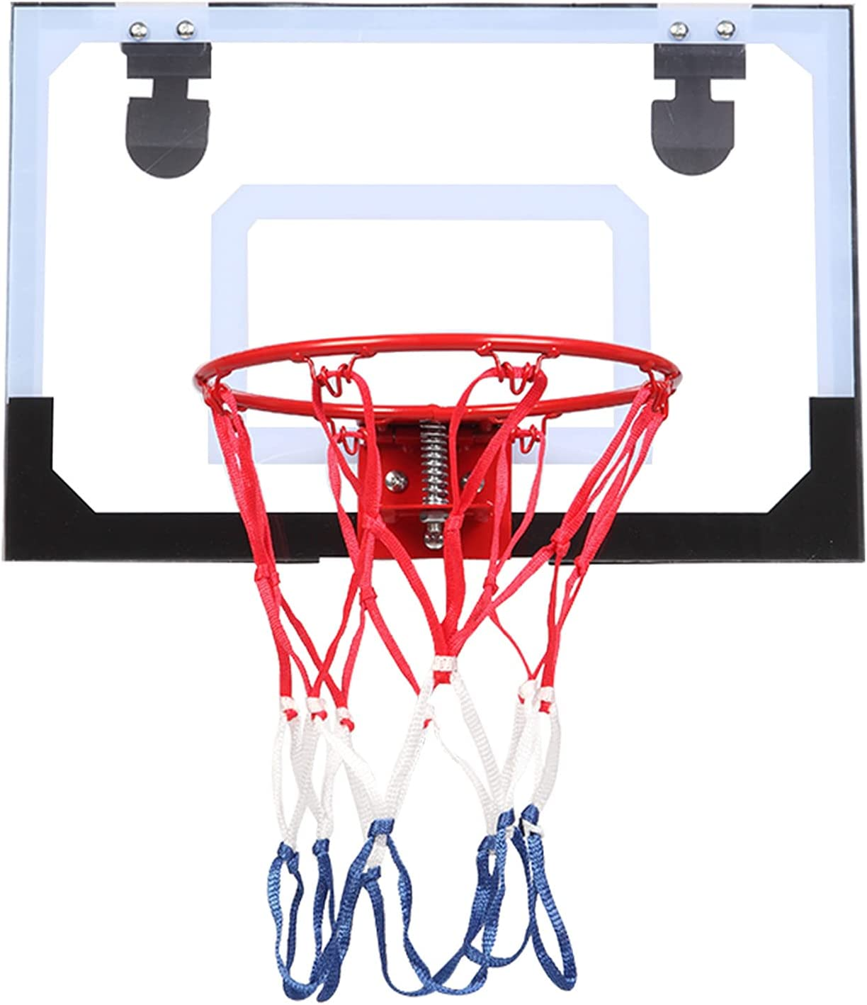 Bysesion GT1-JL Wall Mount Max 61% OFF Clear Ranking TOP11 Baske with Basketball Backboard