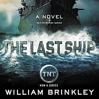 The Last Ship audiobook cover art