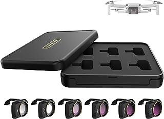 Lens Filter Set Compatible with DJI Mavic Mini/Mavic Mini 2 Accessories 6pcs Filter Combo Multi Coated Filters Camera Lens...
