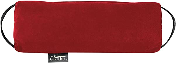 Bucky Baxter Lumbar Ergonomic & Supportive Back Pillow, Cherry