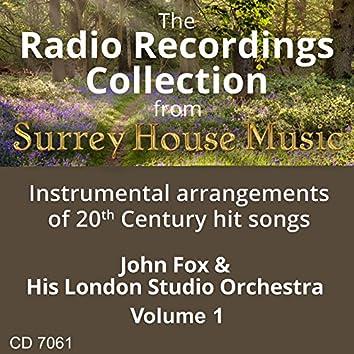 John Fox & His Orchestra, Vol. 1