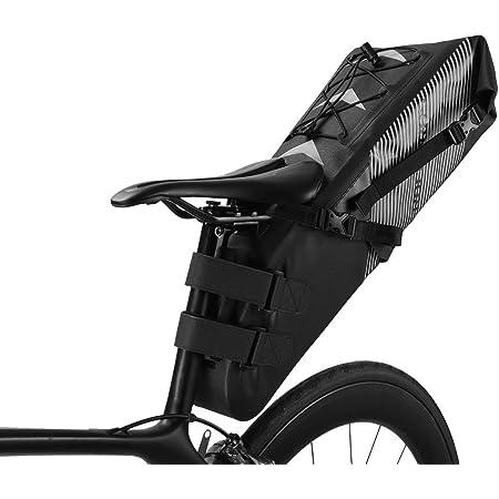 Fahrrad Satteltasche 10L Fahrradtasche Hinterrad Tasche Sitztasche DE