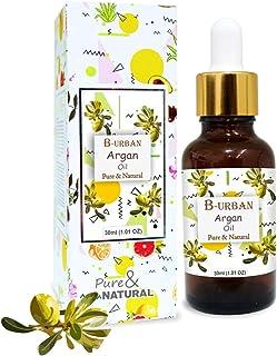 B-URBAN Argan Oil 100% Natural Pure Undiluted Uncut Essential Oil 30ml