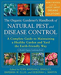 The Organic Gardener's Handbook of Natural Pest and Disease Control - Best Gardening Books