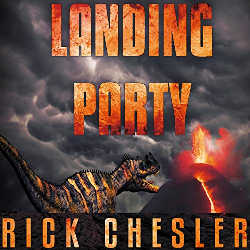 Landing Party audiobook cover art