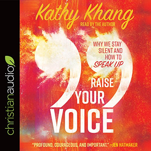 Raise Your Voice audiobook cover art