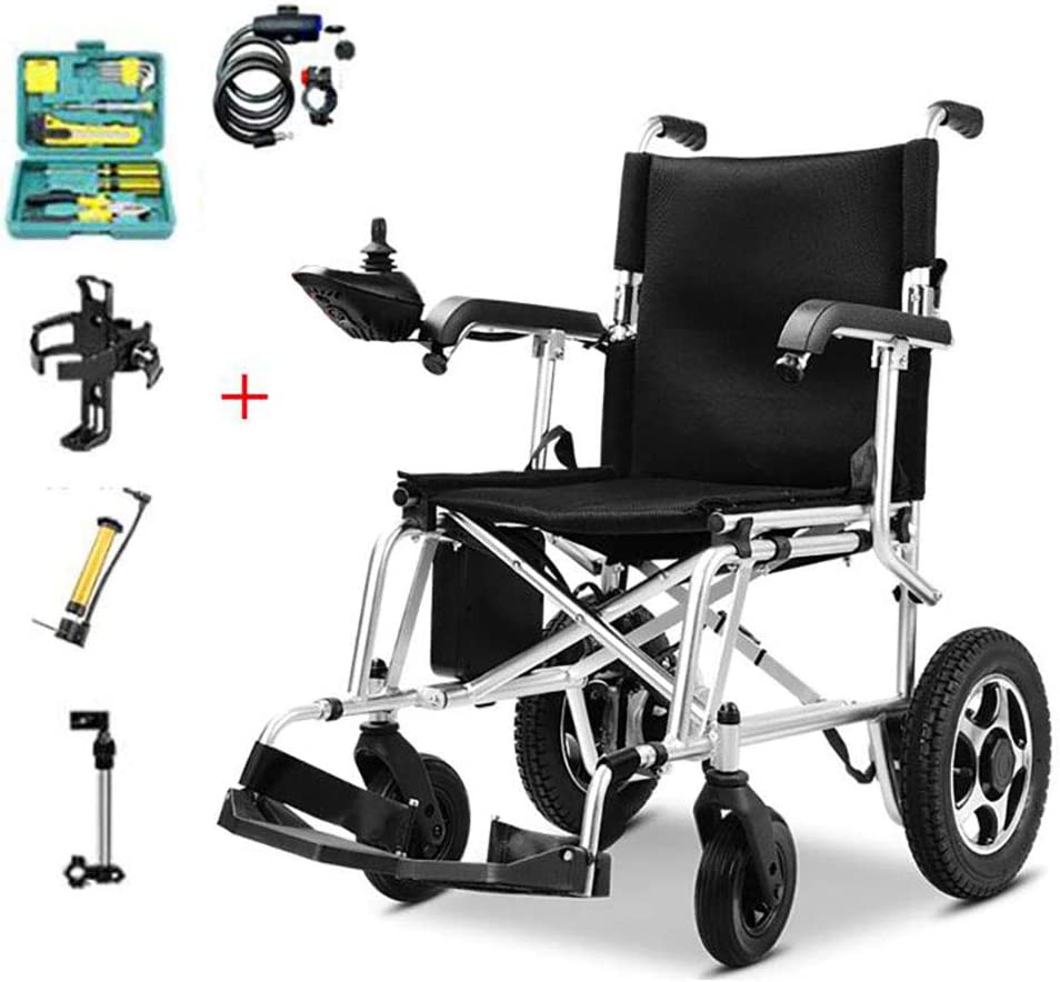 GUTYRE Ranking TOP19 Foldable All items in the store Electric Wheelchair Mobil Automatic Lightweight