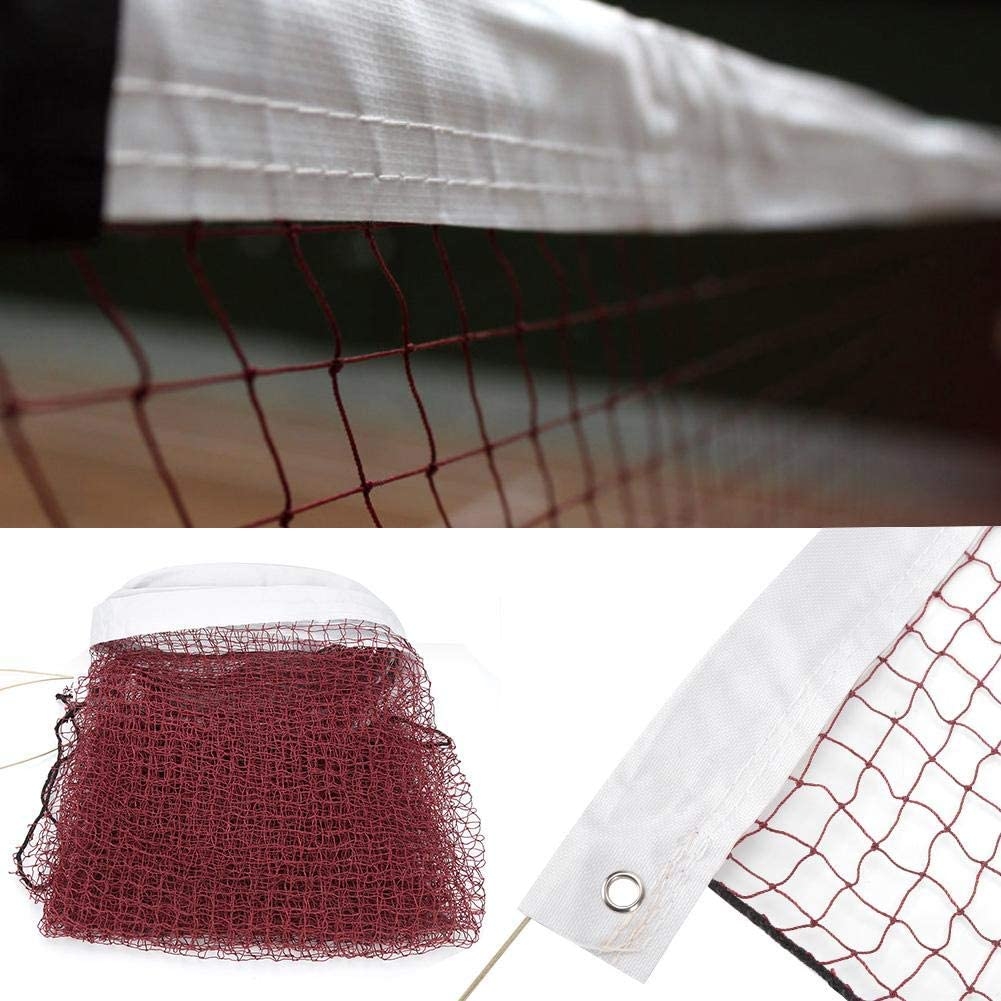 Badminton Accessory Waterproof Wear Challenge the lowest price Kansas City Mall Ca Resistant Net