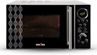 Kenstar 25 Litres Convection Microwave Oven Toaster (Black)