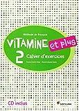 Vitamine et plus, 2 Educación Primaria. Cahier by AA.VV(2014-03-01)