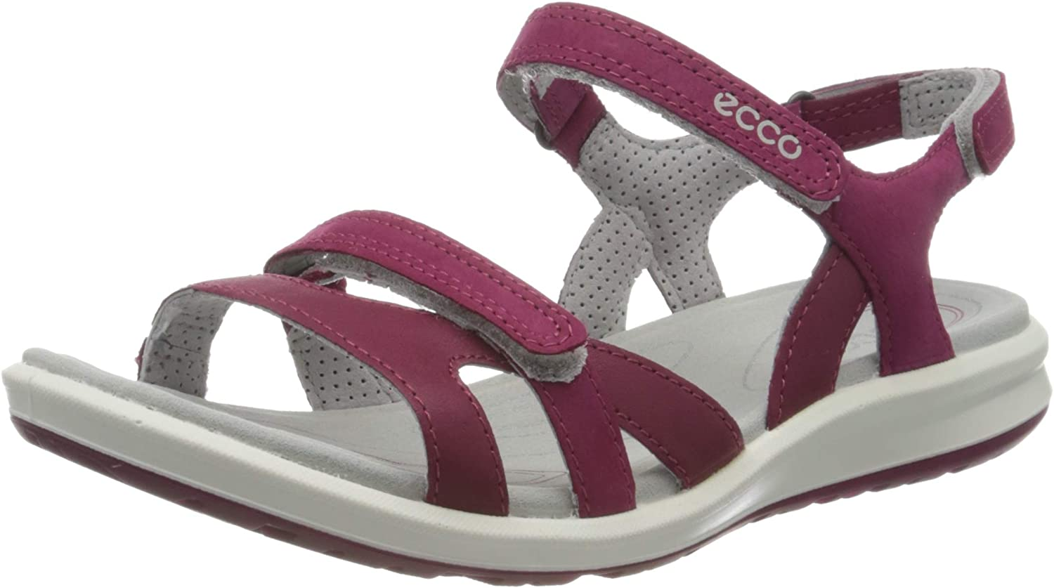 Long Beach Mall ECCO Price reduction Women's Ankle Strap 4 Sandals UK