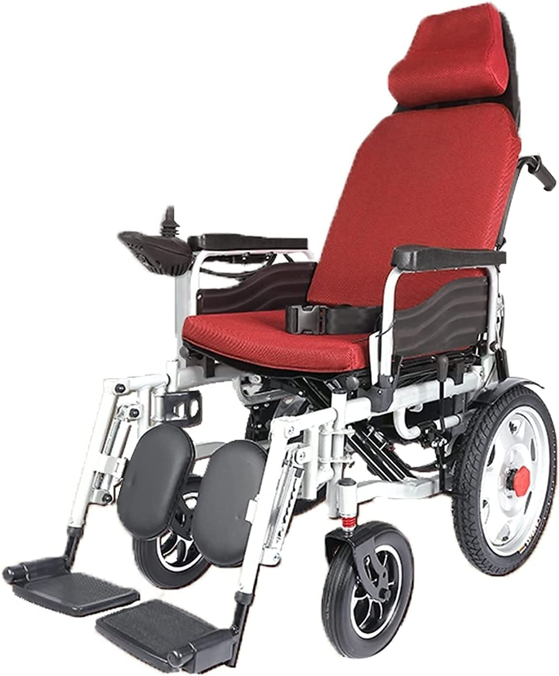 Four-Wheeled Scooter with Headrest Max 42% OFF Wheelchair Electric Max 78% OFF All-Terra