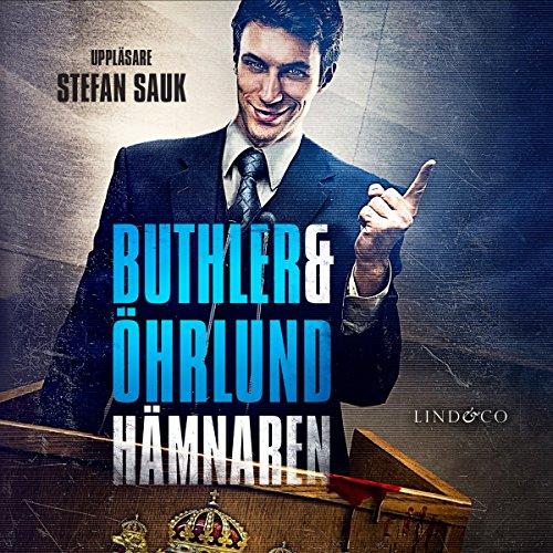 Hämnaren audiobook cover art