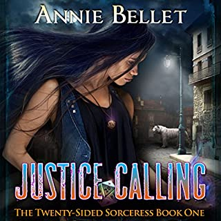 Justice Calling audiobook cover art