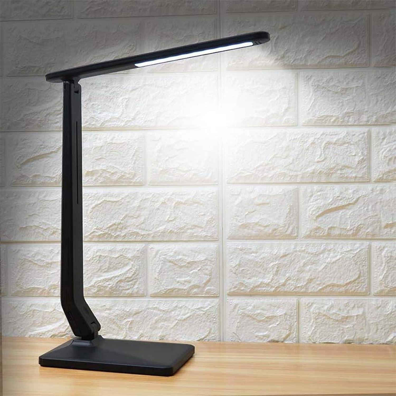 A-Lnice Tischlampe Dimmbare Büroleuchte, Touch Control, Licht für Office Home Schlafzimmer Lesetischlampen für Büro, Zuhause, Studium, Arbeit,
