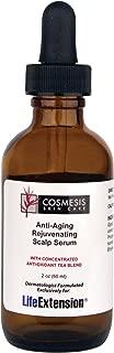 Life Extension Anti-Aging Rejuvenating Scalp Serum, 2 Ounce
