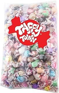 Taffy Town Assorted Gourmet Salt Water Taffy, 5 Lb Bag