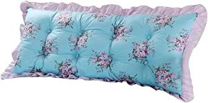 DWY Floor Pillows & Cushions Soft and Comfortable Bedside Large Cushion, Cotton Washable Children's Room Double Pillow (Size : 11052cm)