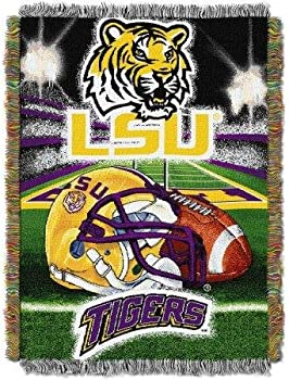 The Northwest Company Home Field Advantage Series NCAA LSU Tigers Throw