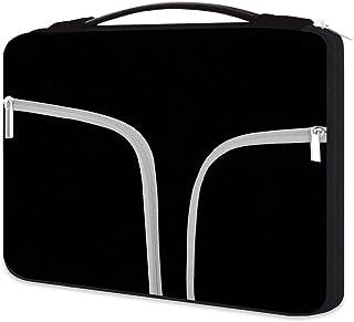 HESTECH Funda para Chromebook, 14-15,4 Funda de Neopreno para portátil con asa para HP de 15-15,6 Pulgadas | DELL | ASUS |...